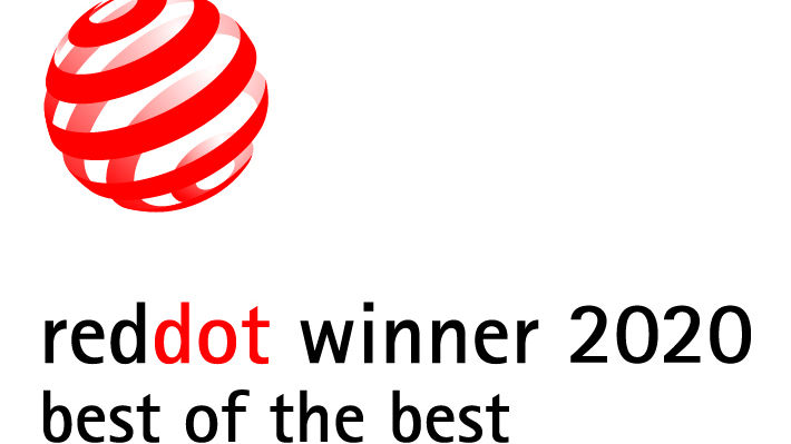 Red Dot Award 2020 Winner Best Of The Best