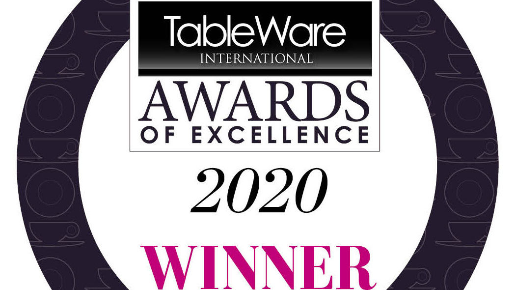 Tableware Awards Winner Logo 2020
